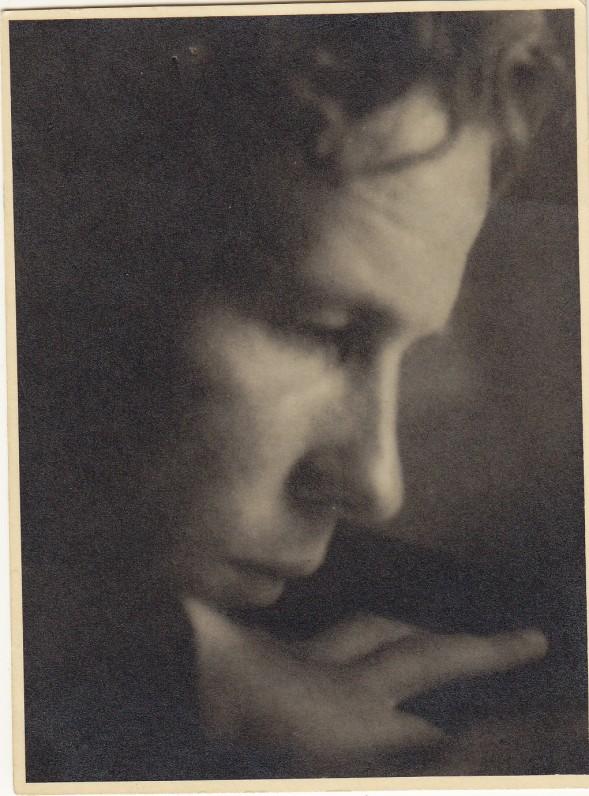 Henrikas Nagys. Vokietija, apie 1947 m. R. Urbanavičiaus nuotrauka