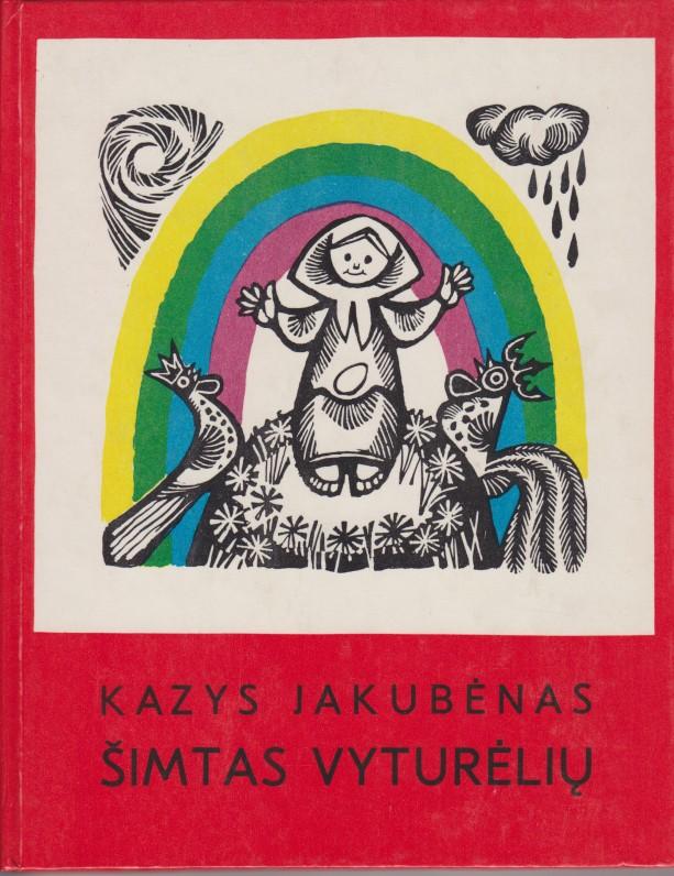 Iliustravo Domicelė Tarabildienė. 1977 m.