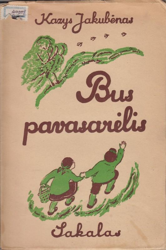 Iliustravo dail. Irena Trečiokaitė. 1939 m.