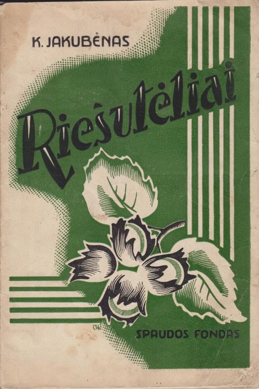 Iliustravo dail. M. Katiliūtė. 1936 m.