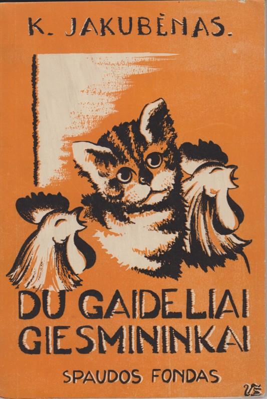 Iliustravo dail. V. Z. Stančikaitė-Abraitienė. 1938 m.