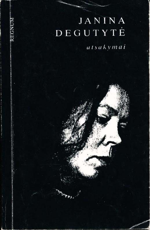 """Išleido """"Regnum fondas"""", Vilnius, 1996 m."""