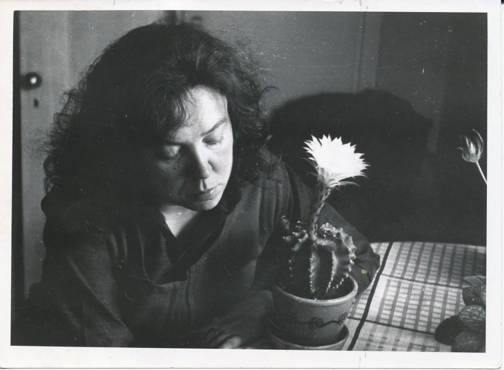 J. Degutytė apie 1965 m. Vilniuje