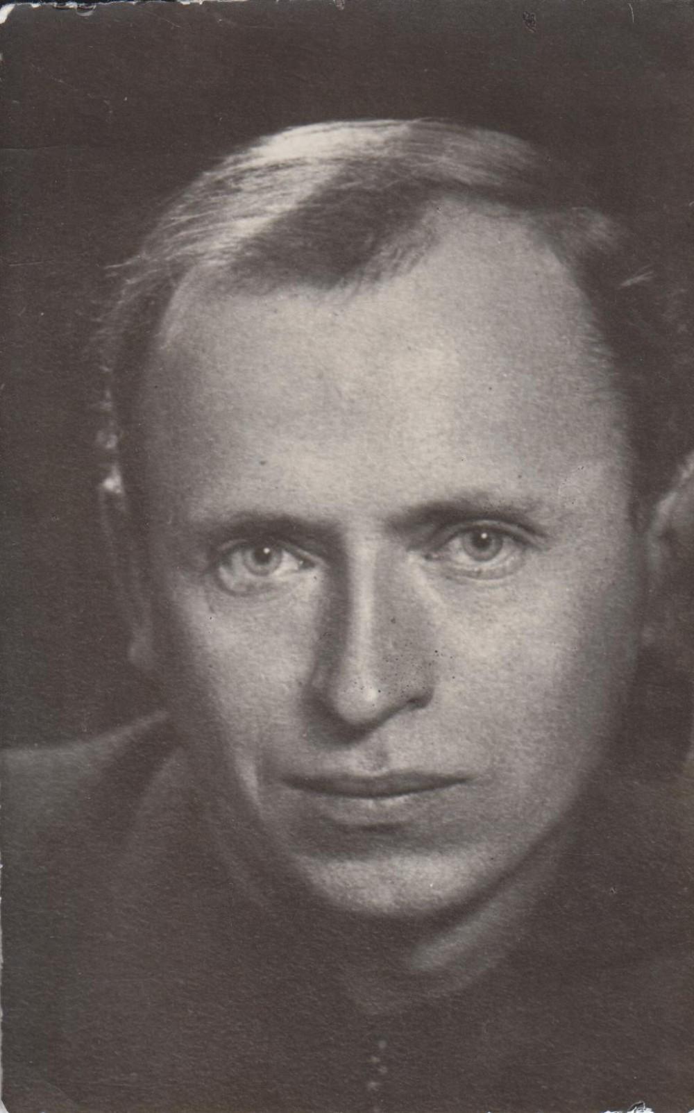 Kazys Jakubėnas apie 1930 m.