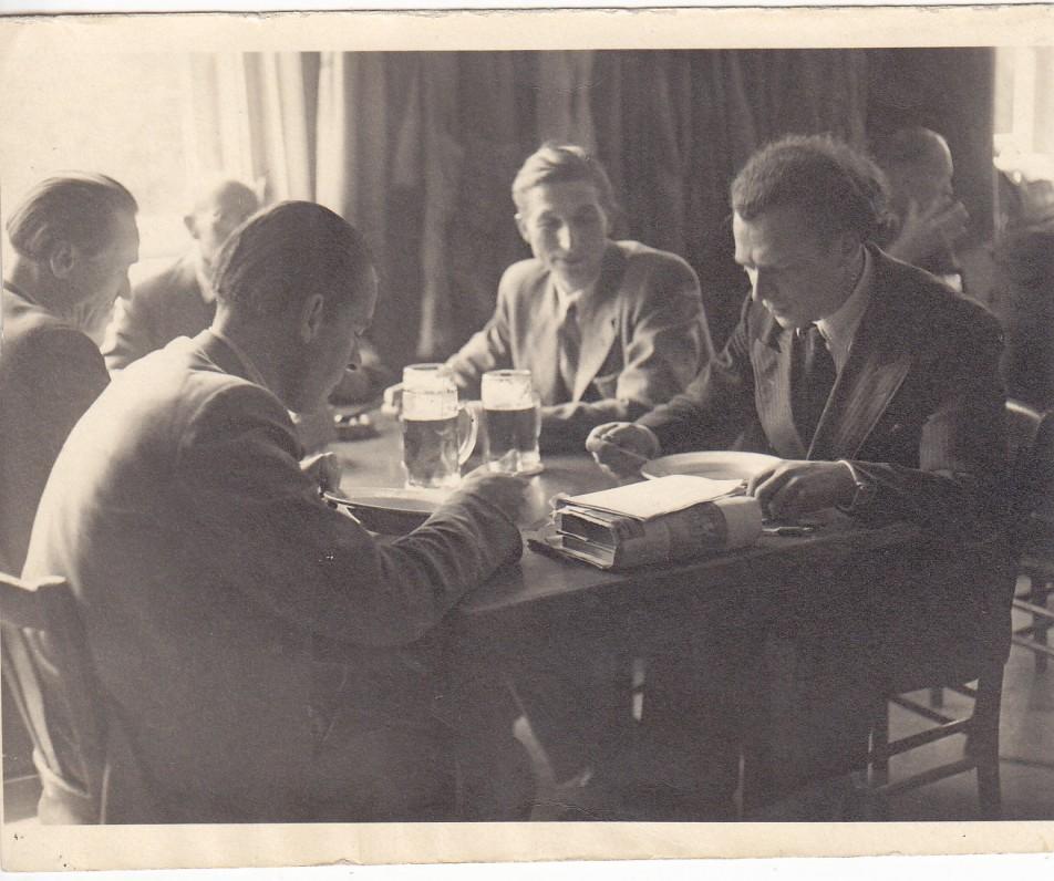 Lietuvių rašytojų tremtinių sąjungos II suvažiavimas. Augsburgas. 1947 07 11–12