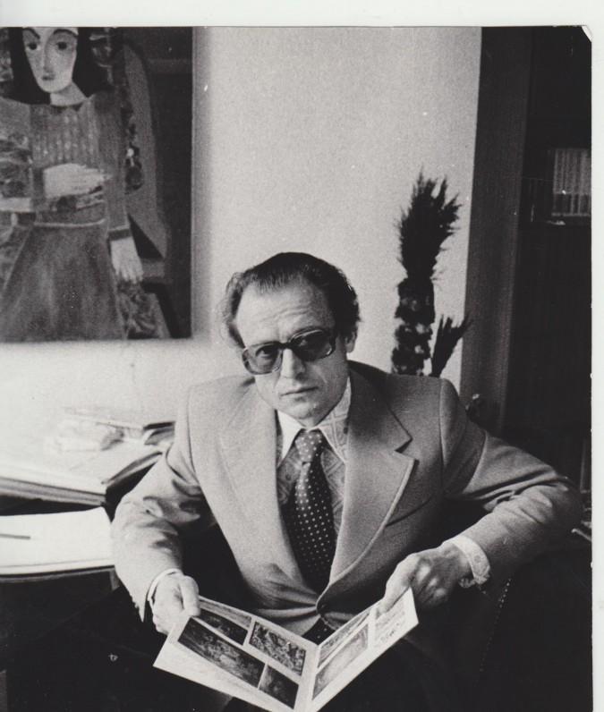 M. Vainilaitis namuose 1984–1986 m.