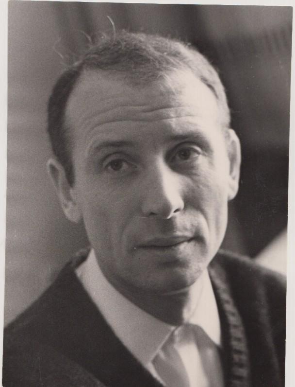 Mykolas Sluckis. Apie 1970 m.