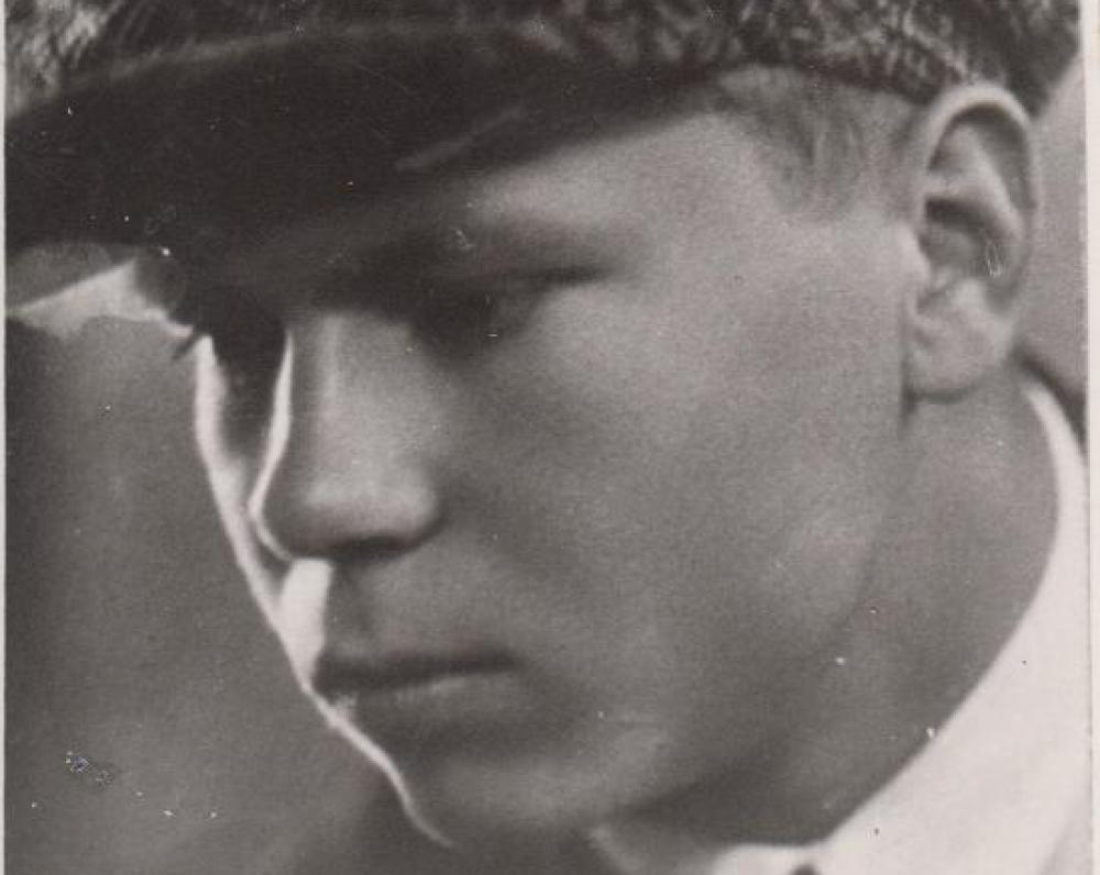 P. Cvirka. 1930 m. Kaunas