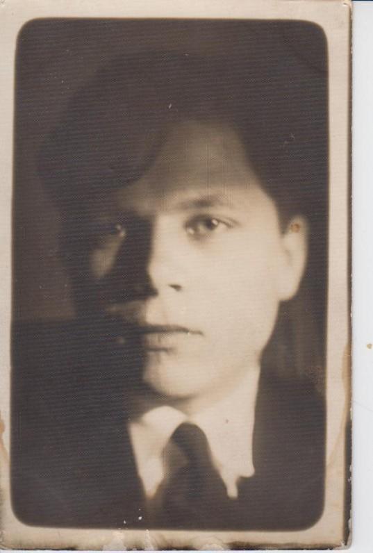 P. Cvirka. 1931 07 21 (su užrašu Stasei)