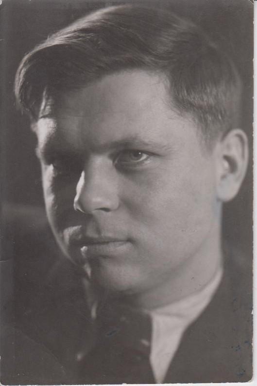 P. Cvirkos portretas