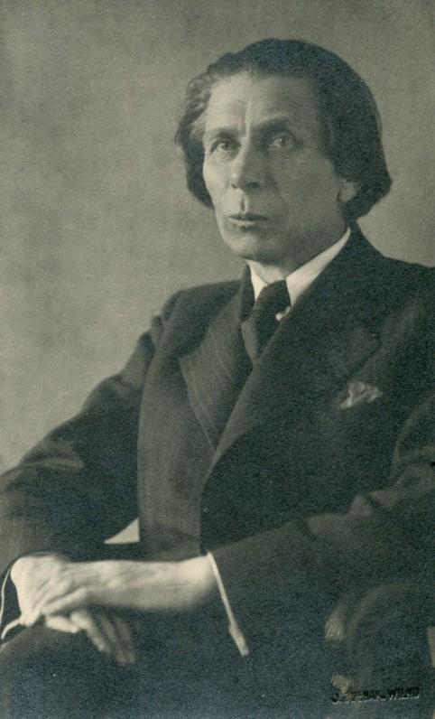 P. Vaičiūnas Vilniuje prieš Antrąjį pasaulinį karą