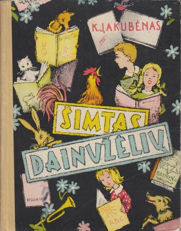 Piešiniai I. Žemaitytės. 1959 m.
