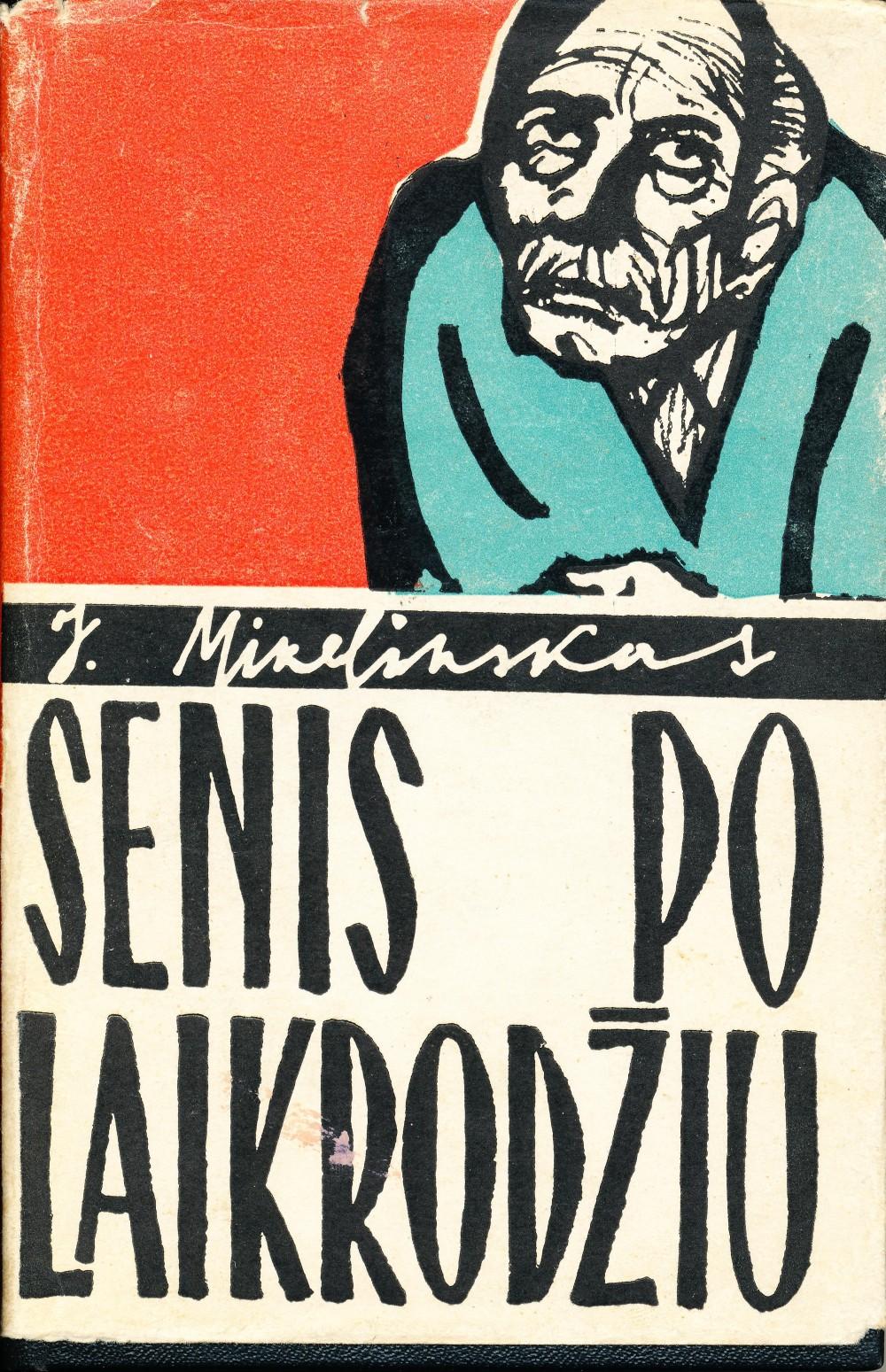 Pirmoji J. Mikelinsko apsakymų knyga. Vilnius. 1960 m.