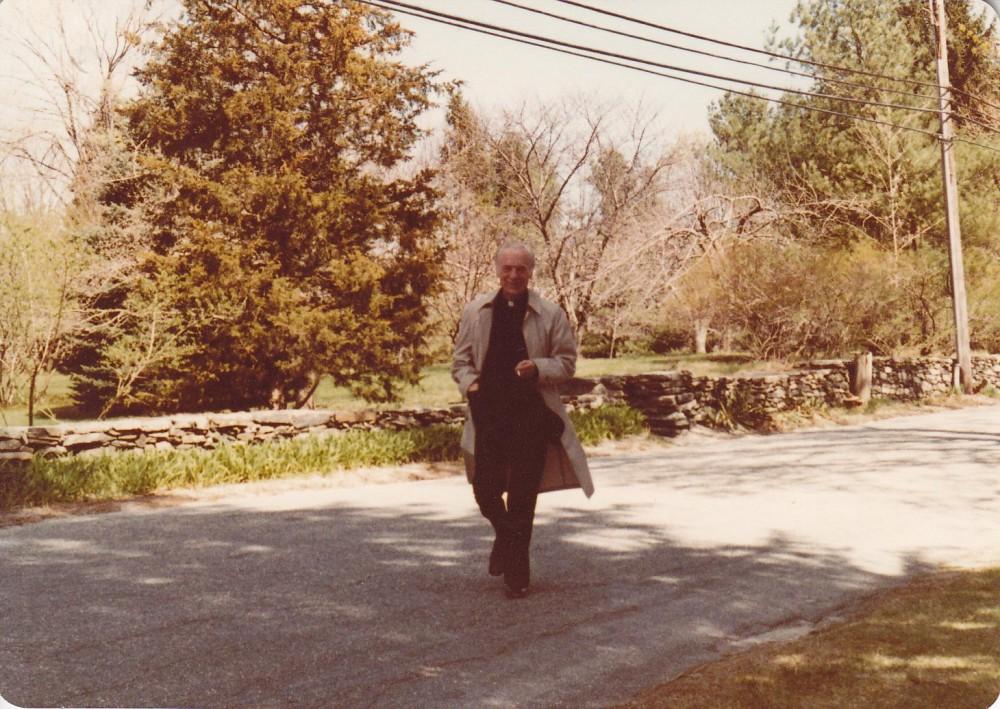 Putname Verbų sekmadienį. 1981 m.
