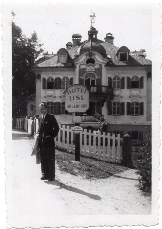 S. Džiugas. 1948 08 09. Vokietija