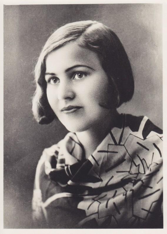 Salomėja Nėris. Apie 1930 m.