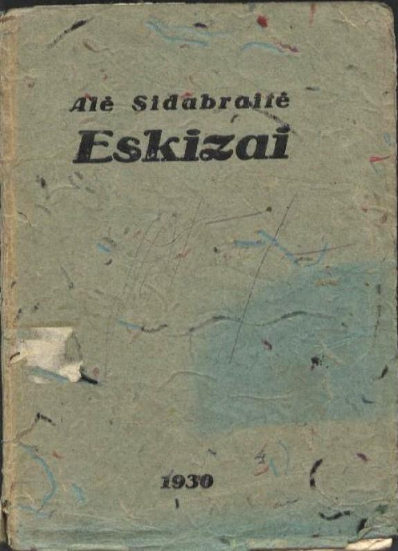 """Sidabraitės """"Eskizai"""""""