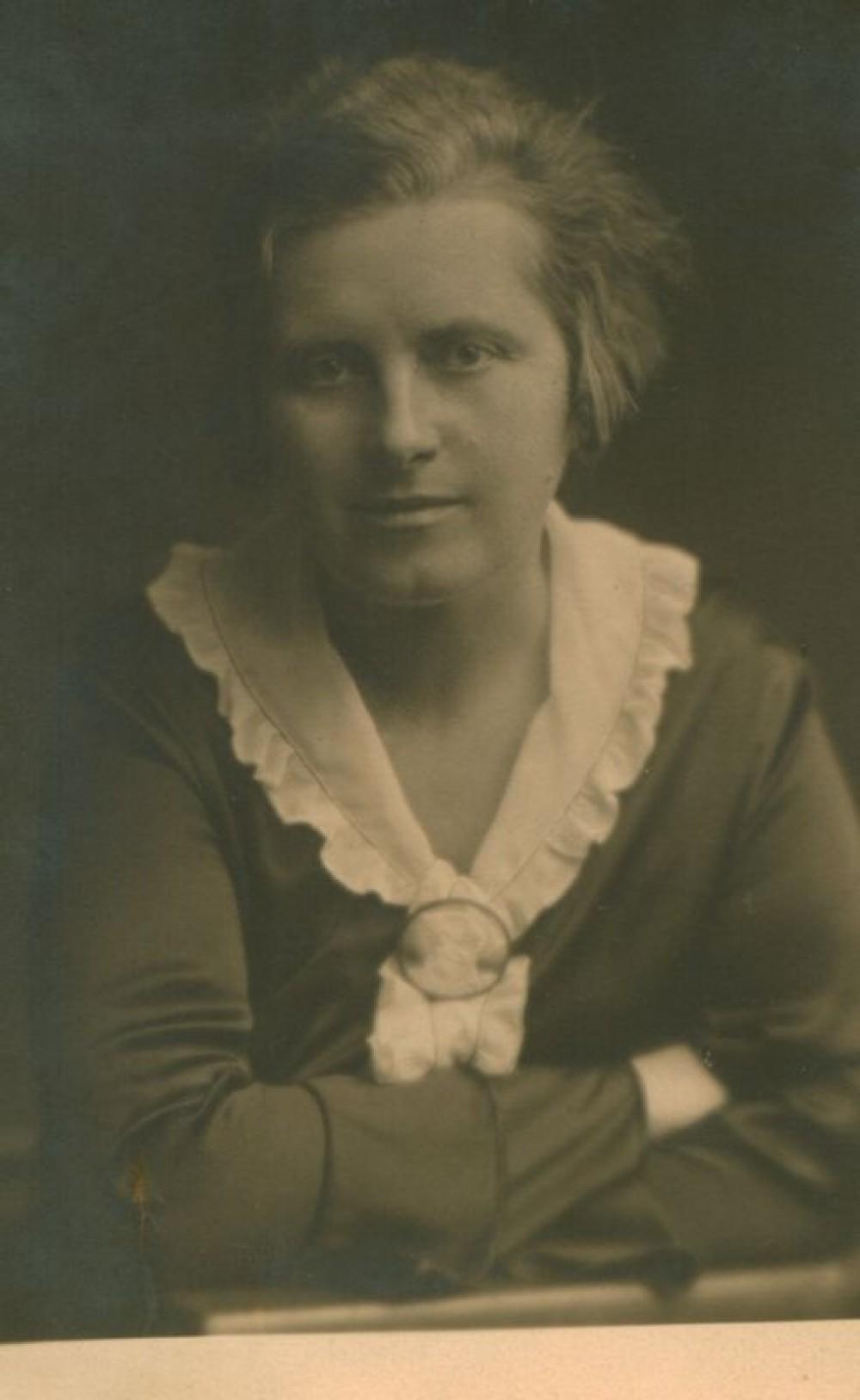 Sofija Čiurlionienė, apie 1928 m.