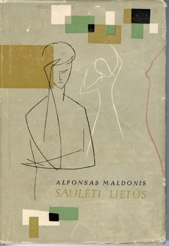 "Trečioji knyga – ""Saulėti lietūs"". 1962 m."