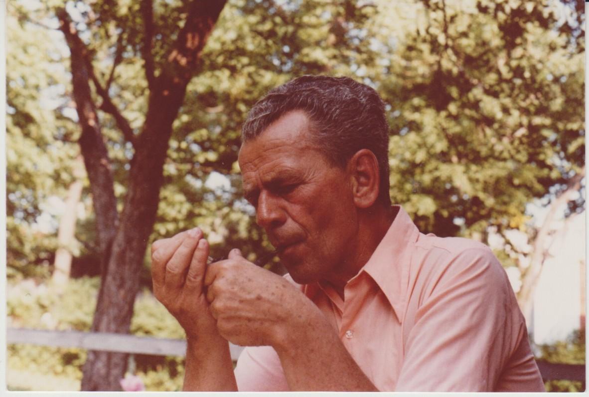 V. A. Jonynas. Montrealis. 1980 m.