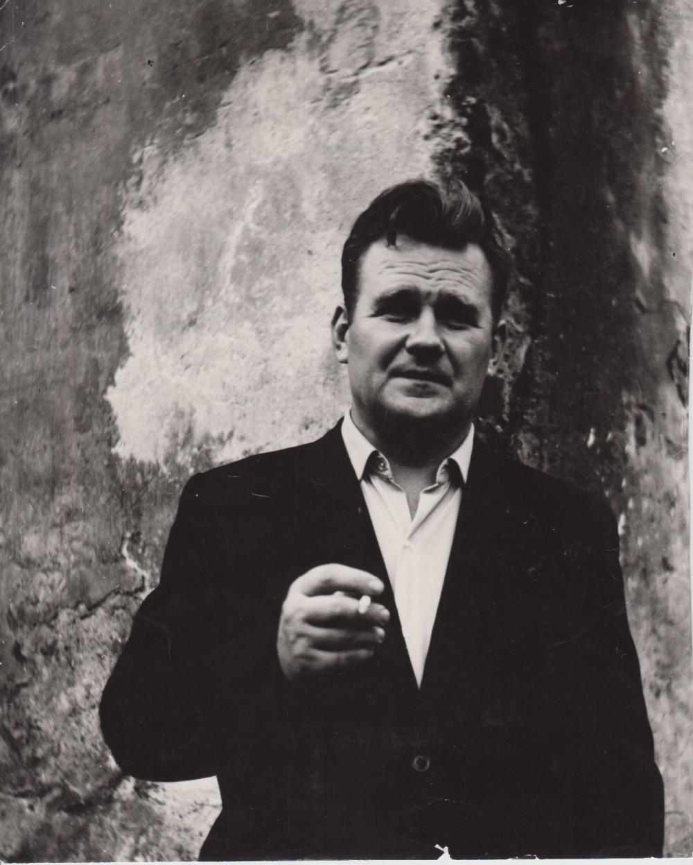 V. Petkevičius, apie 1979 m.