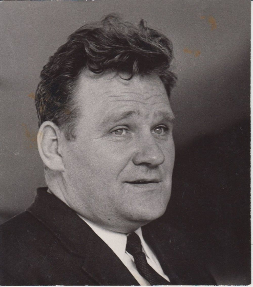 V. Petkevičius, apie 1980 m.