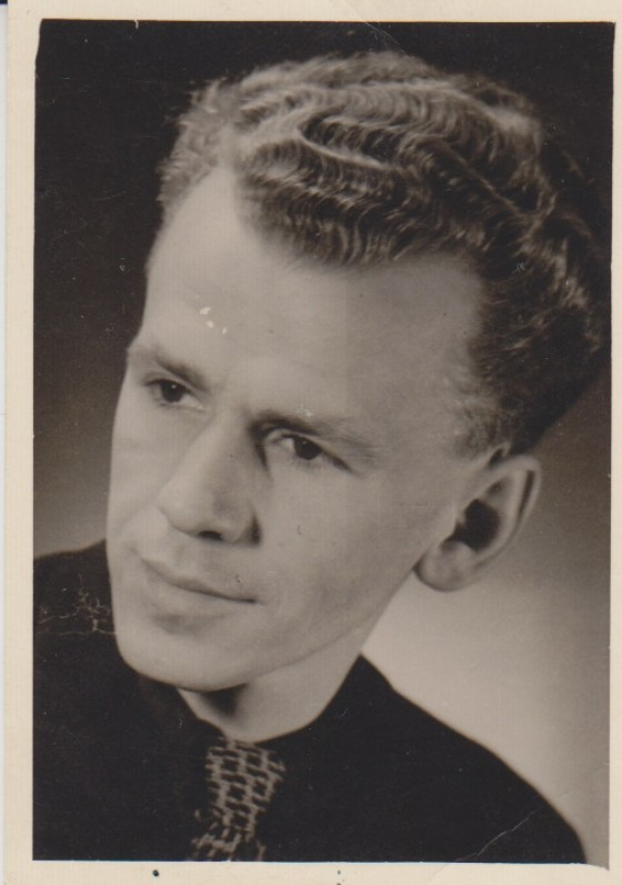 Vytautas Aleksandras Jonynas. Kaunas. Apie 1940 m.