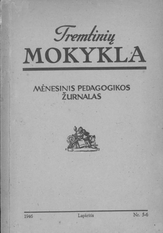 Žurnalas, kuriame bendradarbiavo V. Kazokas