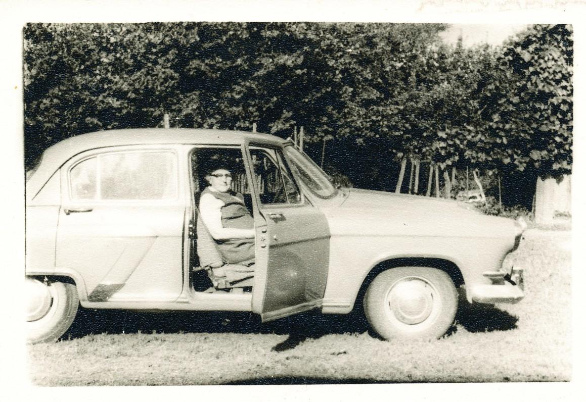 I. Simonaitytė Vanaguose. Ten ji gimė ir gyveno iki 1921-ųjų
