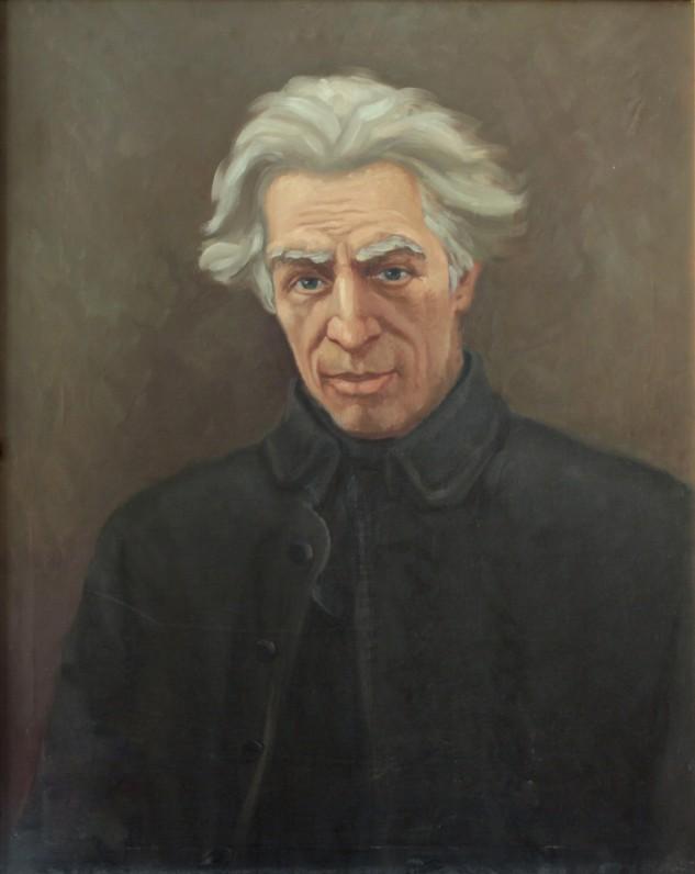 Antanas Strazdas. Dail. L. Kazokas