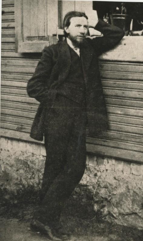 Liudas Gira. Vilnius. 1915 m.