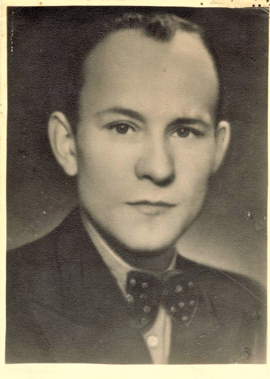 Viktoras Katilius. 1940 m.