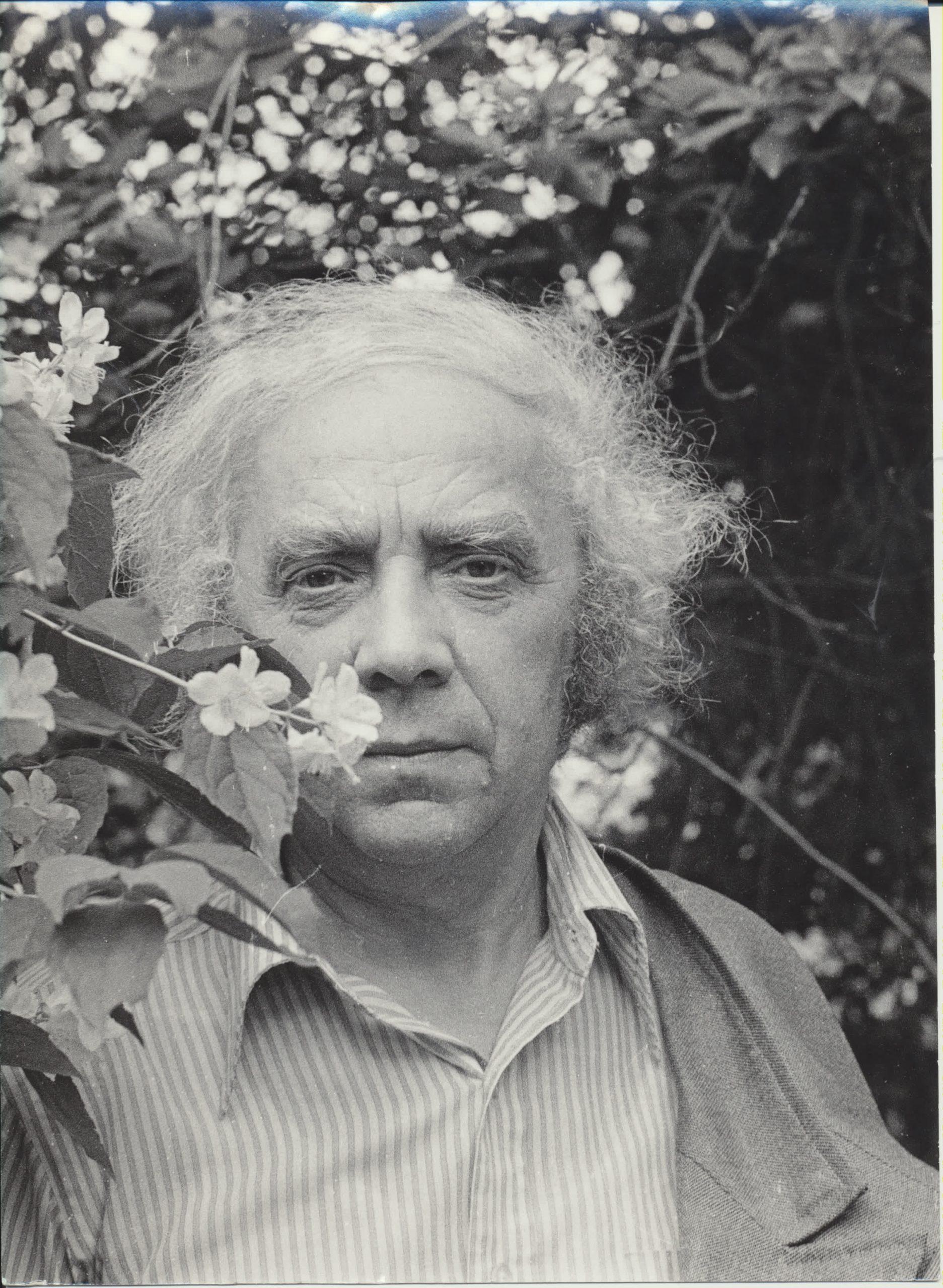 Poetas, vertėjas, spaudos darbuotojas Vacys Reimeris