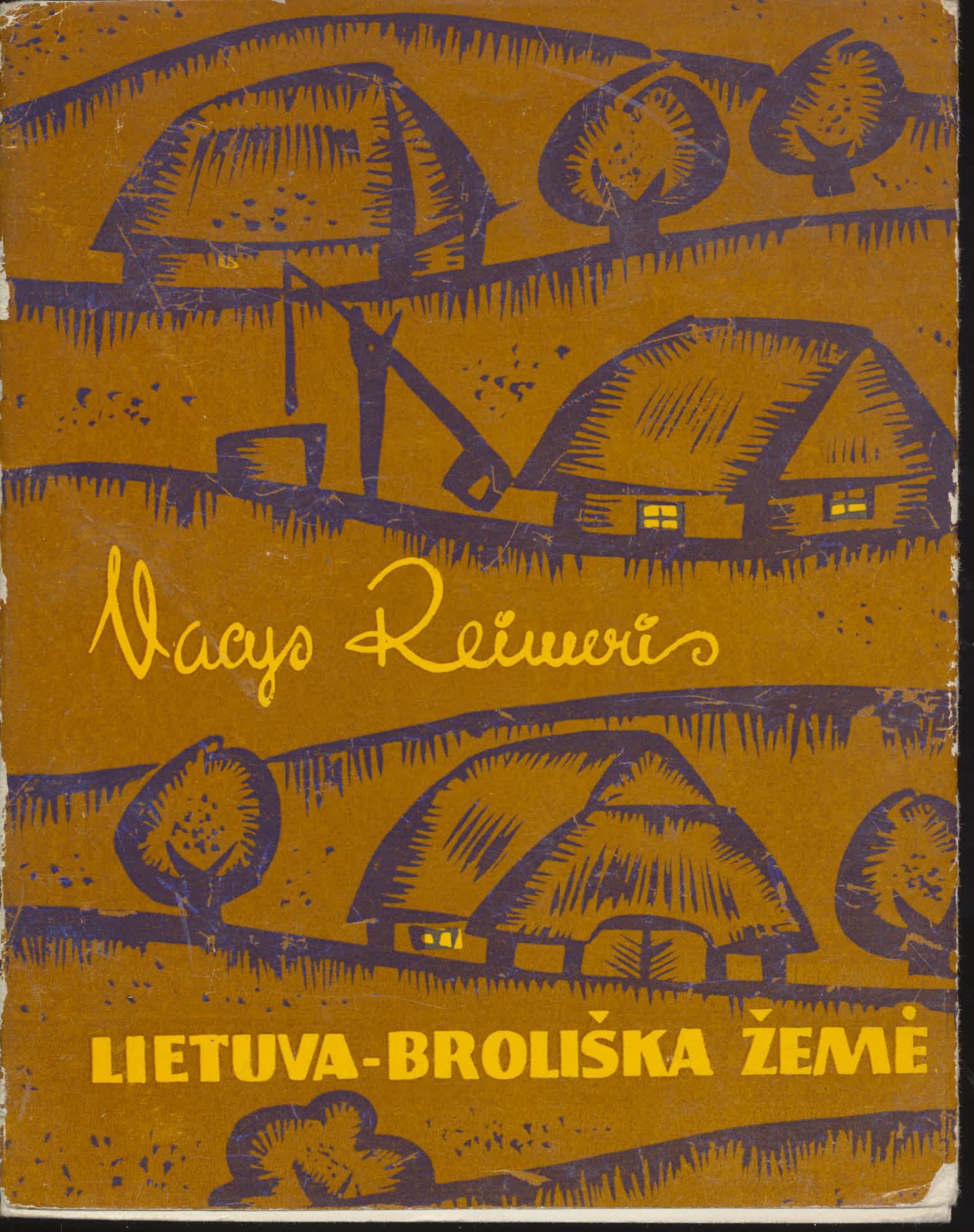 """Lietuva – broliška žemė"". 1966 m."