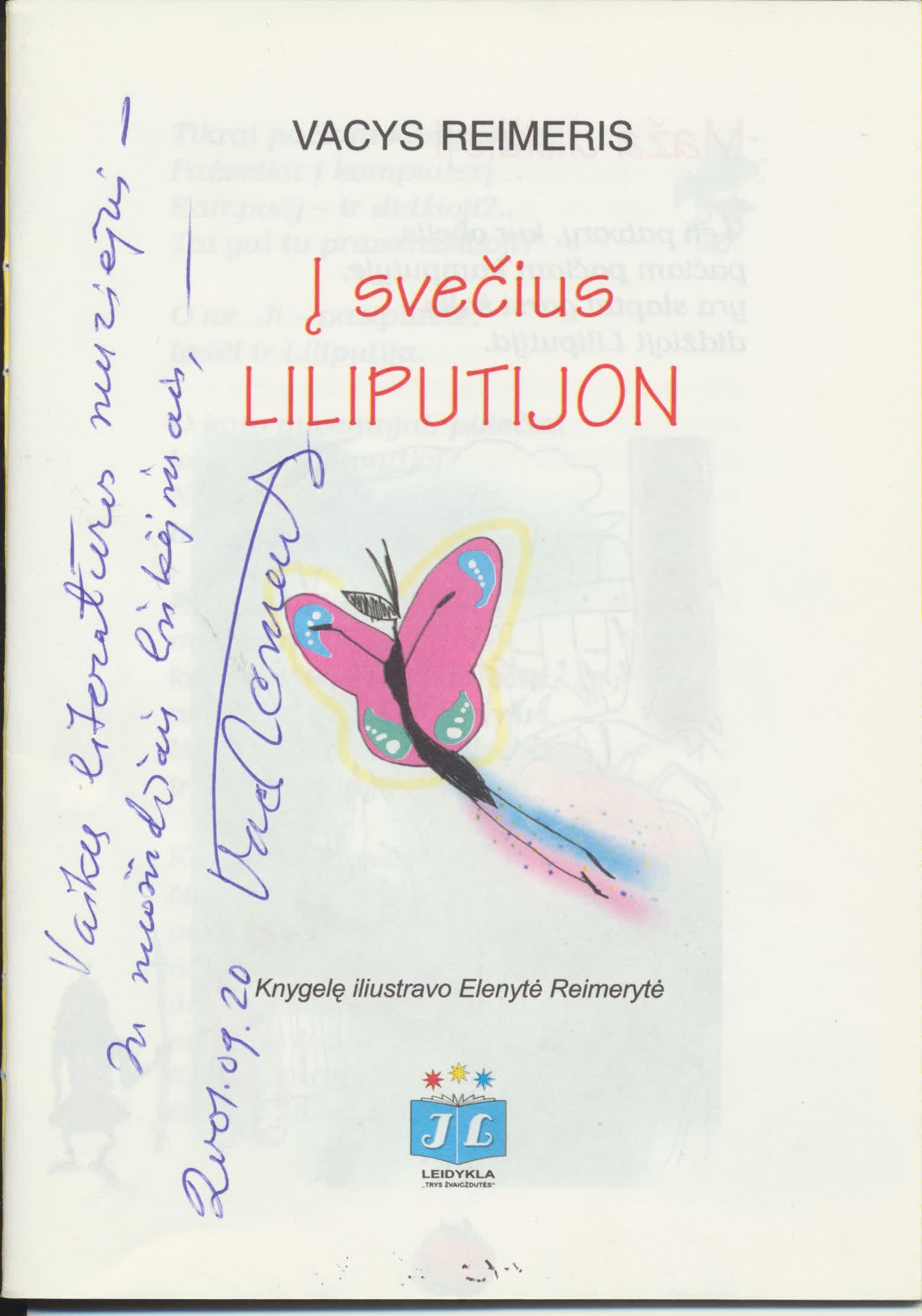Artima bičiulystė V. Reimerį siejo ir su Maironio lietuvių literatūros muziejumi. Pakviestas jis neatsisakydavo atvykti į renginius ne tik Maironio namus, bet ir į tuos, kurie organizuoti MLLM padaliniuose