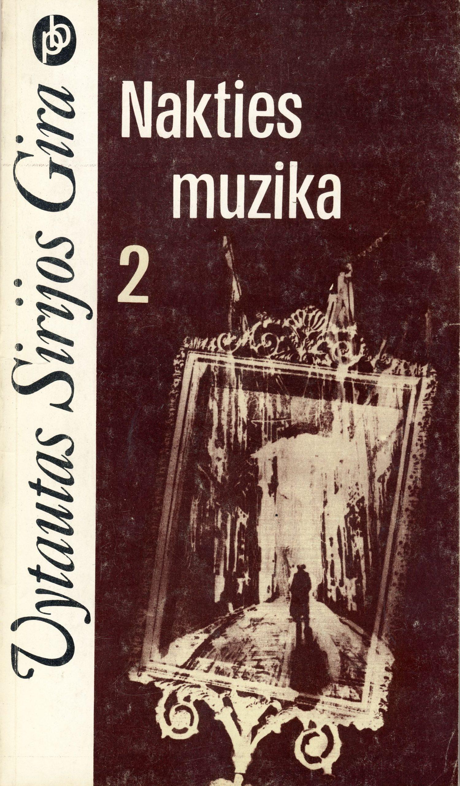 Vilnius. 1986 m.