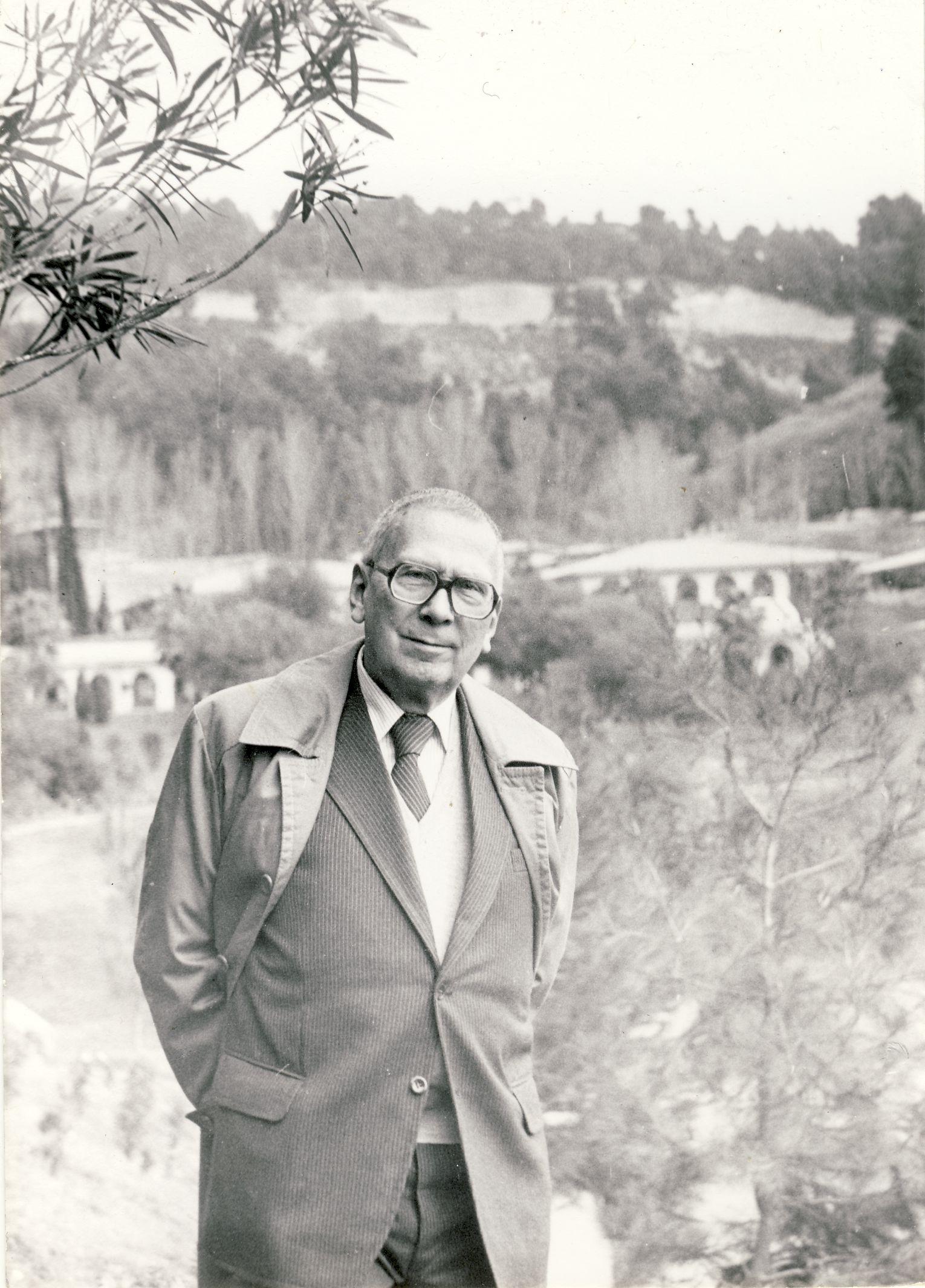 Vytautas Sirijos Gira Graikijoje. 1981 m.