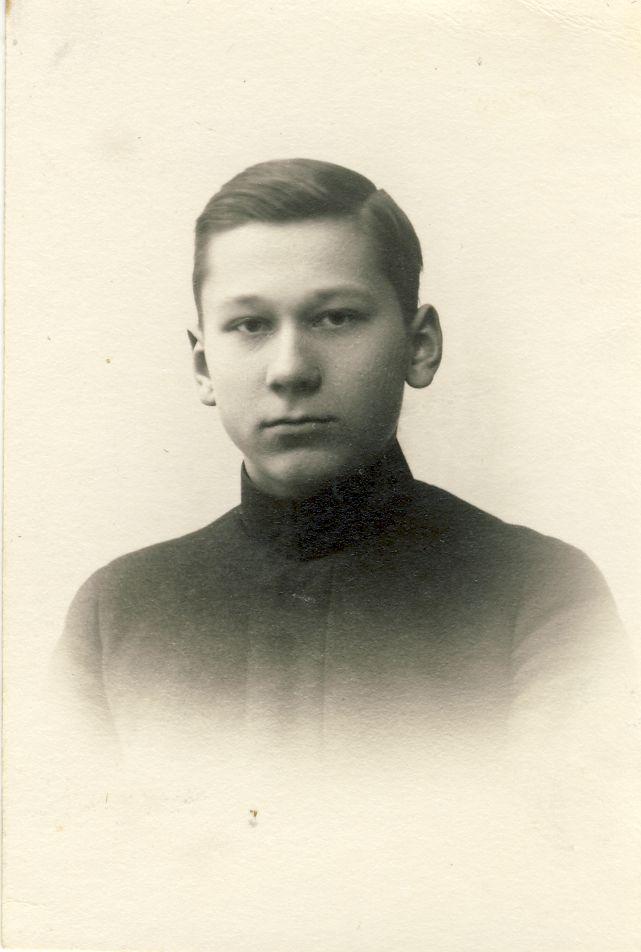 V. Sirijos Gira gimnazistas. Kaunas, apie 1930 m.