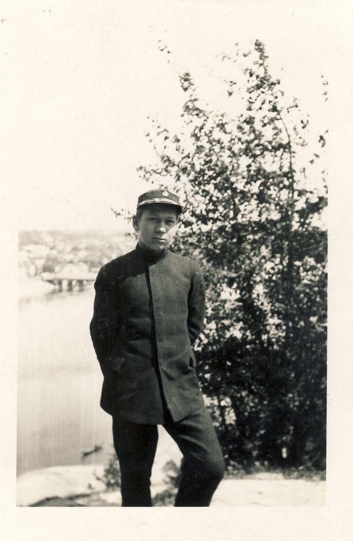 V. Sirijos Gira gimnazistas. Kaunas. 1926 m.